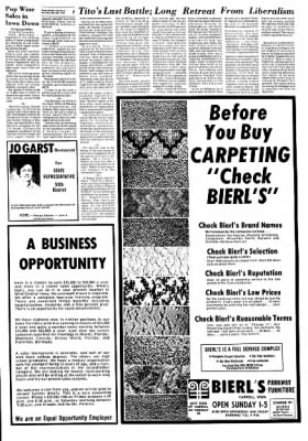 Carrol Daily Times Herald from Carroll, Iowa on May 30, 1974 · Page 7