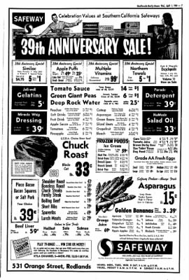 Redlands Daily Facts from Redlands, California on April 1, 1964 · Page 7