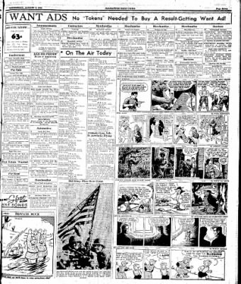 Naugatuck Daily News from Naugatuck, Connecticut on August 2, 1944 · Page 7