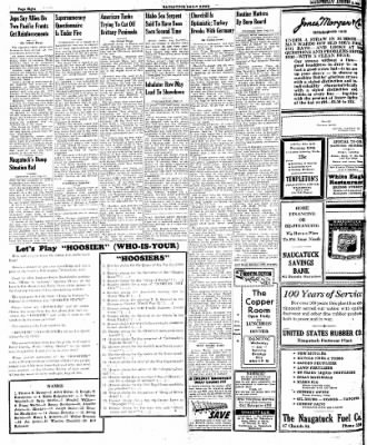 Naugatuck Daily News from Naugatuck, Connecticut on August 2, 1944 · Page 8