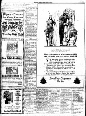 Sterling Standard from Sterling, Illinois on December 22, 1916 · Page 3