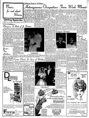 Galesburg Register-Mail from Galesburg, Illinois on July 10, 1963 · Page 13