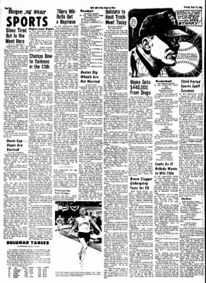 Hope Star from Hope, Arkansas on March 28, 1968 · Page 3