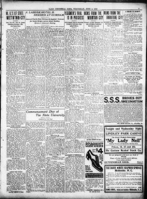 Greensboro Daily News from Greensboro, North Carolina on June 3, 1908 ·  Page 3