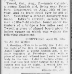 vancouver daily world from vancouver on august 15 1895 page 1