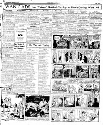 Naugatuck Daily News from Naugatuck, Connecticut on August 3, 1944 · Page 7
