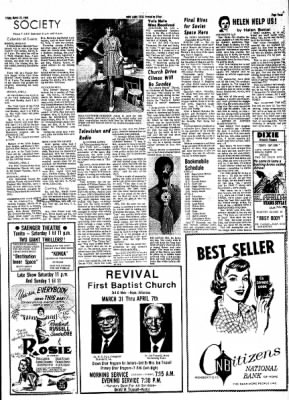 Hope Star from Hope, Arkansas on March 29, 1968 · Page 2
