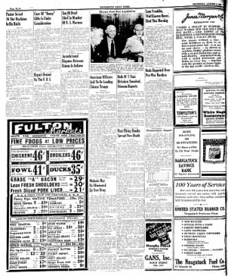 Naugatuck Daily News from Naugatuck, Connecticut on August 3, 1944 · Page 8