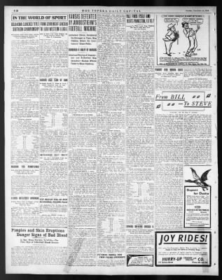 The Topeka Daily Capital from Topeka, Kansas on November 14, 1915 · Page 18