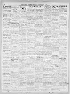 The Gazette and Daily from York, Pennsylvania on January 8