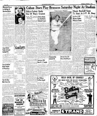 Naugatuck Daily News from Naugatuck, Connecticut on August 4, 1944 · Page 6