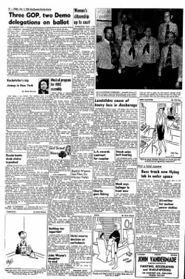 Redlands Daily Facts from Redlands, California on April 3, 1964 · Page 8