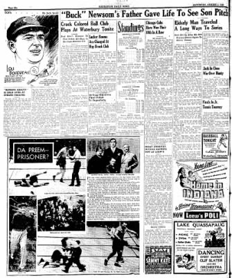 Naugatuck Daily News from Naugatuck, Connecticut on August 5, 1944 · Page 6