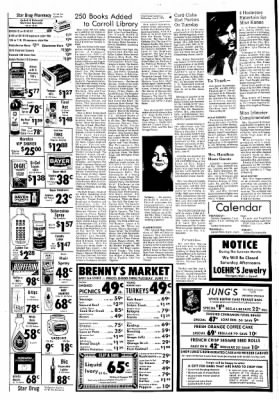 Carrol Daily Times Herald from Carroll, Iowa on June 5, 1974 · Page 4
