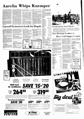 Carrol Daily Times Herald from Carroll, Iowa on June 5, 1974 · Page 6