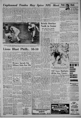 The Lincoln Star from Lincoln, Nebraska on January 7, 1962 · Page 39