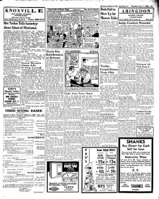 Galesburg Register-Mail from Galesburg, Illinois on July 11, 1963 · Page 19