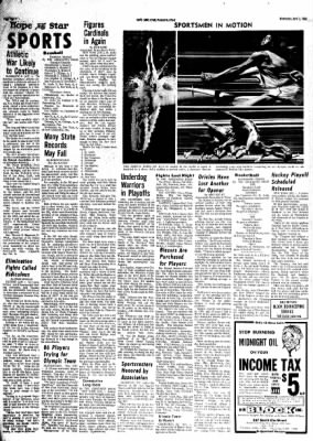 Hope Star from Hope, Arkansas on April 3, 1968 · Page 3