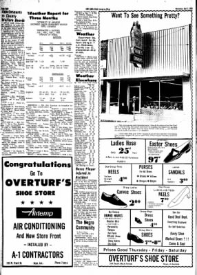 Hope Star from Hope, Arkansas on April 3, 1968 · Page 7