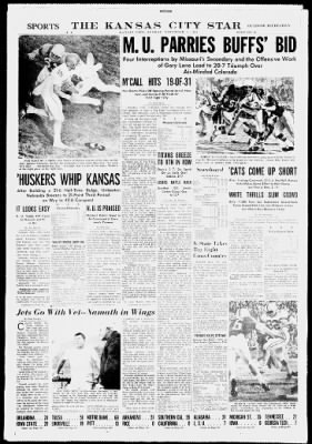 The Kansas City Star from Kansas City, Missouri on November 7, 1965 · 127