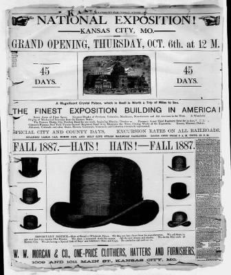 The Kansas City Star from Kansas City, Missouri on October 4, 1887 · 4