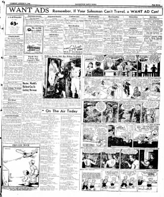 Naugatuck Daily News from Naugatuck, Connecticut on August 8, 1944 · Page 7