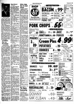 Hope Star from Hope, Arkansas on April 4, 1968 · Page 12