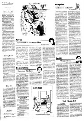 Carrol Daily Times Herald from Carroll, Iowa on June 8, 1974 · Page 3