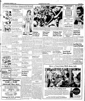 Naugatuck Daily News from Naugatuck, Connecticut on August 9, 1944 · Page 3