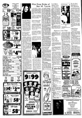 Carrol Daily Times Herald from Carroll, Iowa on June 10, 1974 · Page 4