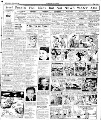 Naugatuck Daily News from Naugatuck, Connecticut on August 9, 1944 · Page 7
