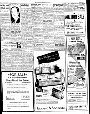 The Courier News from Blytheville, Arkansas on March 10, 1949 · Page 5