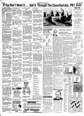 Hope Star from Hope, Arkansas on April 8, 1968 · Page 5
