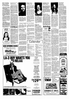 Carrol Daily Times Herald from Carroll, Iowa on June 11, 1974 · Page 3