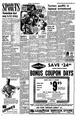 Redlands Daily Facts from Redlands, California on April 8, 1964 · Page 15