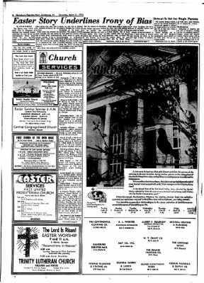Galesburg Register-Mail from Galesburg, Illinois on April 21, 1973 · Page 6