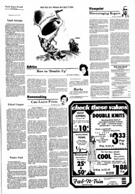 Carrol Daily Times Herald from Carroll, Iowa on June 12, 1974 · Page 3