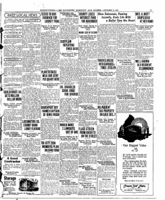 Quad-City Times from Davenport, Iowa on November 12, 1925 · Page 17