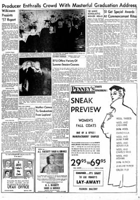 The Daily Herald from Provo, Utah on June 2, 1957 · Page 7