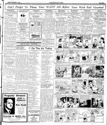 Naugatuck Daily News from Naugatuck, Connecticut on August 11, 1944 · Page 7