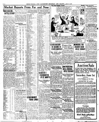 quad city times from davenport iowa on may 27 1929 page 4 Torn Tights