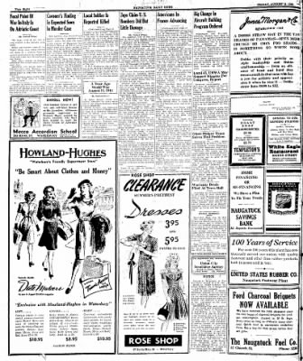 Naugatuck Daily News from Naugatuck, Connecticut on August 11, 1944 · Page 8