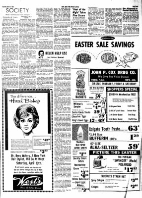 Hope Star from Hope, Arkansas on April 11, 1968 · Page 2