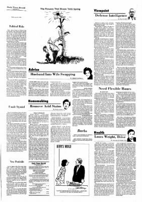 Carrol Daily Times Herald from Carroll, Iowa on June 14, 1974 · Page 3