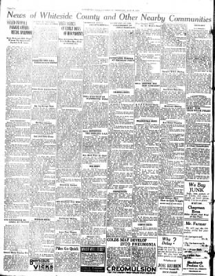 Sterling Standard from Sterling, Illinois on October 8, 1928 · Page 6