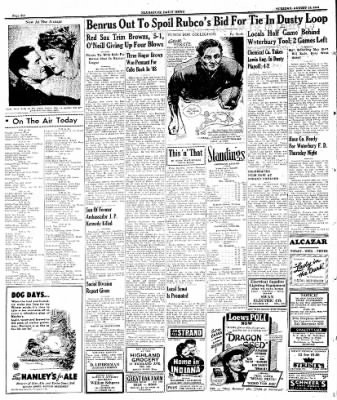 Naugatuck Daily News from Naugatuck, Connecticut on August 15, 1944 · Page 6