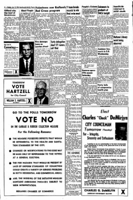 Redlands Daily Facts from Redlands, California on April 13, 1964 · Page 6
