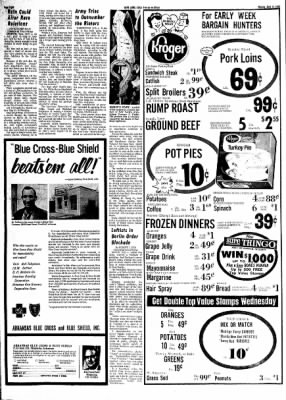Hope Star from Hope, Arkansas on April 15, 1968 · Page 8