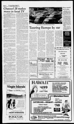 The News and Observer from Raleigh, North Carolina on August 13, 1978 · 84