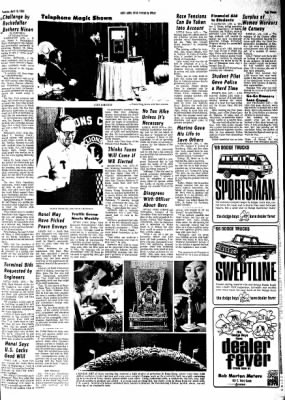 Hope Star from Hope, Arkansas on April 16, 1968 · Page 9